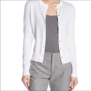 J Crew Front Button Knit Cardigan